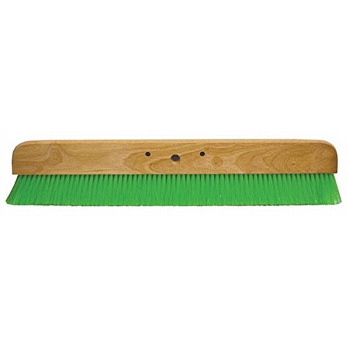 Kraft Tool CC456-01 36-Inch Green Nylex Soft Broom without Handle (Concrete Broom compare prices)