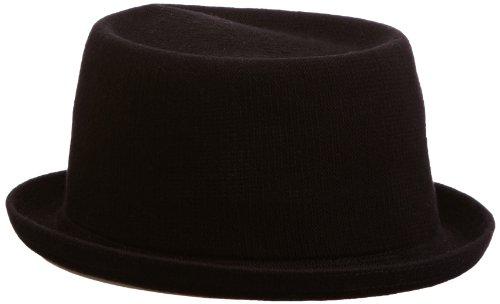 kangol-bamboo-mowbray-sombrero-de-vestir-para-hombre-color-negro-talla-s-54-cm