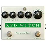Red Witch Pentavocal Tremolo Effects Pedal