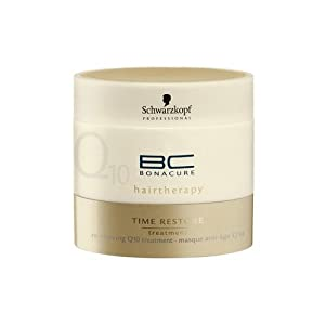 Schwarzkopf Bonacure TIME RESTORE Treatment 6.8oz