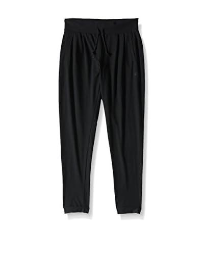 adidas Pantalón Deporte Hose ESS JERSEY PNT Negro