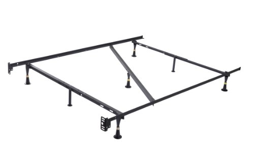 Metal King Size Beds 6514 front