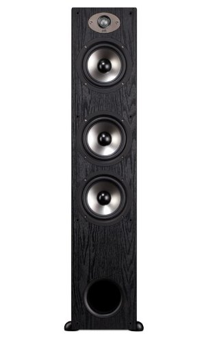 Polk Audio Tsx 440T Tower Speaker - Black