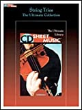 String Trios - CD Sheet Music- Violin - Cello - Viola