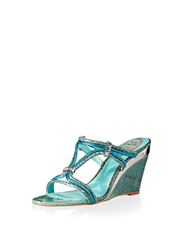 Rene Caovilla Women's Wedge Sandal