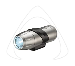 Planet Bike Alias Hid Bicycle Light Set With Integrated Battery