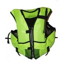 EZ XL Zipper Snorkel Vest