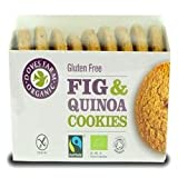 Doves Farm 25% Off Fig & Quinoa Cookies 150G