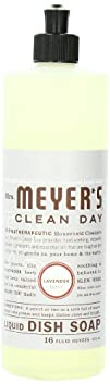 Mrs. Meyer's Clean Day Dish Soap, Lav…