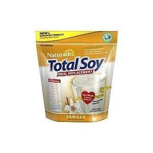 Total de soja Naturade formule de remplacement farine de soja Nouveau, saveur vanille 59.58 oz