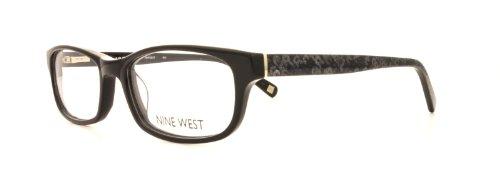 Nine WestNINE WEST Eyeglasses NW5037 001 Black 51MM