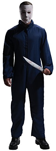 Rubie' s Costume Michael Myers ufficiale con maschera Halloween film horror adulto Taglia XL
