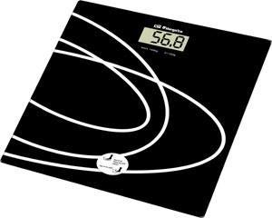 Orbegozo - Báscula Baño Pb2015, 150Kg, Digital, Cristal Negro Templado por Orbegozo