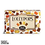 See's Candies 1 lb. 5 oz. Vanilla Lollypops