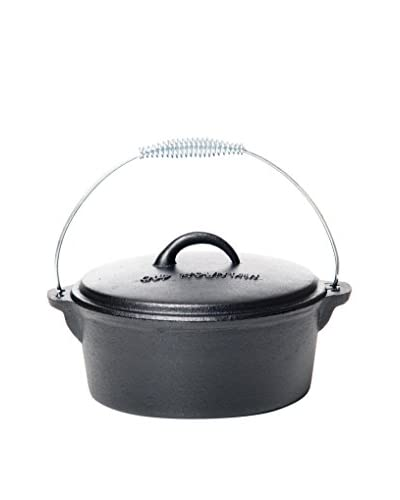 Old Mountain Flat Bottom Dutch Oven