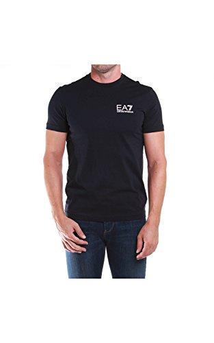 EA7 Emporio Armani 6XPT51 PJ02Z 1578 t-shirt blu notte