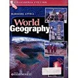 img - for McDougal Littell World Geography, California Edition book / textbook / text book