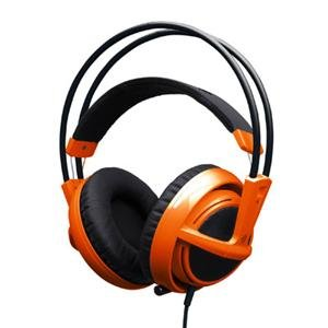 Steelseries 51106 Siberia V2 Headset Orange (51106)