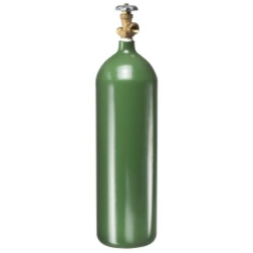 Mountain 191N2755 55cf Welding Gas Cylinder With Cga580-f Valve
