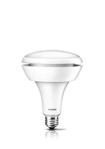 Philips-451914-75W-Equivalent-LED-BR40-Soft-Dimmable-Flood-Light-Bulb-White
