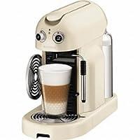 ネスレネスプレッソ 専用カプセル式コーヒーメーカー 「マエストリア」 D500WH クリーム