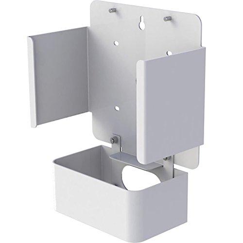 Flexson Wall Bracket for SONOS Connect Amp - Single, White (Flexson Wall Bracket compare prices)
