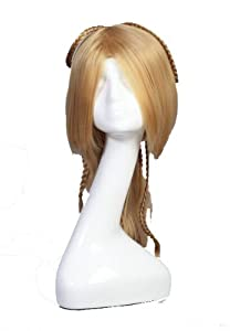 Final Fantasy Lycoris Long Fashion Cosplay Wig for Halloween Party Coslive