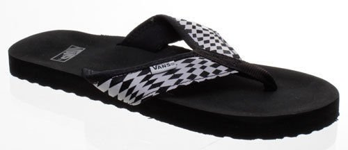 vans-herren-schwarz-weiss-classic-3-point-warp-chex-mehrfarbig-schwarz-weiss-grosse-45