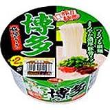 サッポロ一番 旅麺博多 豚骨ラーメン 1箱(12個入)