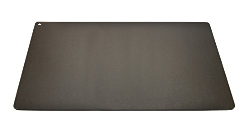 Pizzacraft Rectangular Steel Baking Plate for Kitchen or Barbeque Grill, 22 by 14 - PC0313 (Steel Grill Plate compare prices)