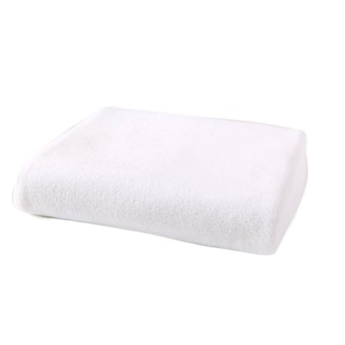 Nanxson(TM) infant/ newborn toddle blanket/ bath towel YJET0007 (white)