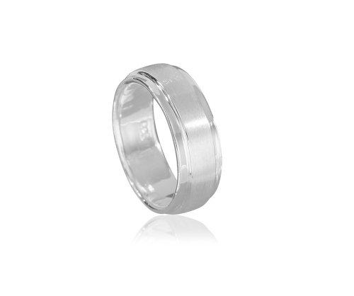 VINANI Ring Infinity Line Silber 925 RIL  Gr: 58/18,5