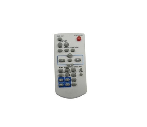 Universal Replacement Remote Control Fit For Canon Lv-S4 Lv-5210 Lv-5220 3Lcd Projector