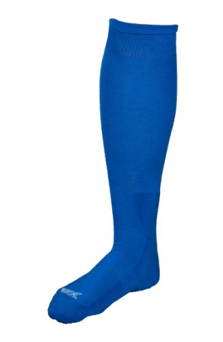 Louisville Slugger TPX Solid Baseball/Softball Socks, Royal, Medium
