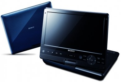 Sony Portable BD/DVD Player with with Hi-Resolution 10.1