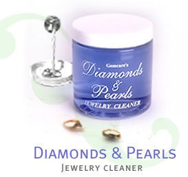 diamonds and pearls jewelry cleaner