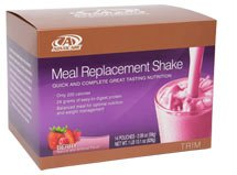 Advocare Meal Replacement Shake (Berry)