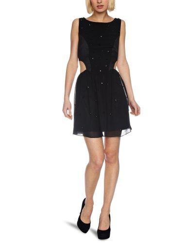 Lipsy DR05144 Sleeveless Women's Dress Black