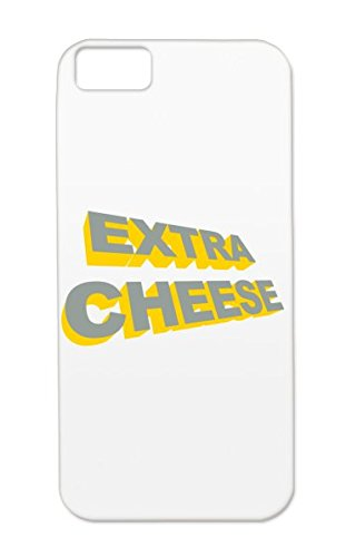 Great Junk Food Understatement Funny Extra Portions Greed More Fast Abundance Hamburger 3D Food Cartoon Mc Pleasure Cheese Comics Cheeseburger Wealth Horny Gray Case For Iphone 5C Tpu Extra Cheese front-541840