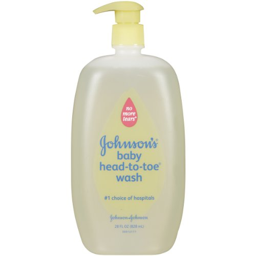 Similar product: Johnson & Johnson Babywash
