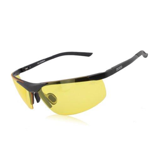 lunettes de conduite de nuit duco lunettes de conduite nocturne et mauvais temps lunettes. Black Bedroom Furniture Sets. Home Design Ideas