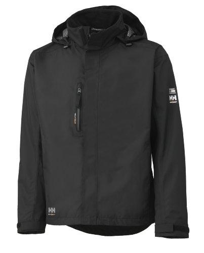 Helly Hansen Workwear, Giacca tecnica Haag 71043 Helly Tech 990 3XL, Nero (schwarz), XXXL