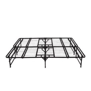 queen size quad fold folding bed frame reviews