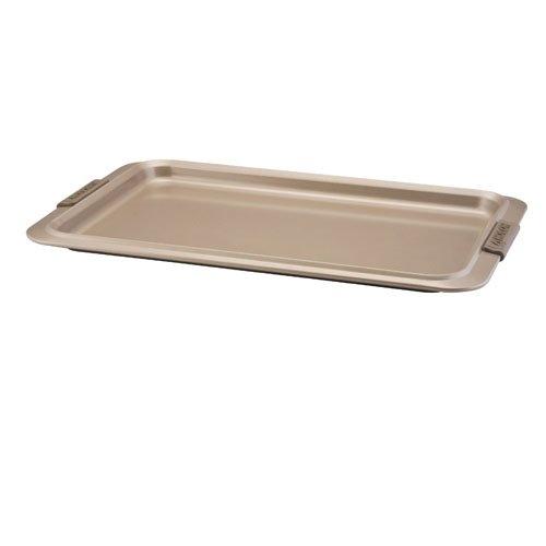 Anolon Advanced Bronze Nonstick Bakeware 11 by 17-Inch Cookie Sheet