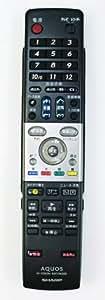 シャープ DVD DV-AC82用リモコン送信機 0046380197
