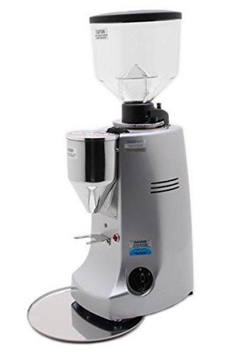 Mazzer Robur Electronic Grinder - Silver
