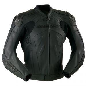 ixon addict full blouson cuir homme noir absolu taille. Black Bedroom Furniture Sets. Home Design Ideas