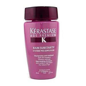 Kerastase Age Premium Bain Substantif Shampoo, 8.5 Ounce