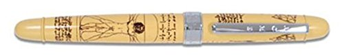 Acme Davinci Inspired Science Fountain Pen (Science) front-886505