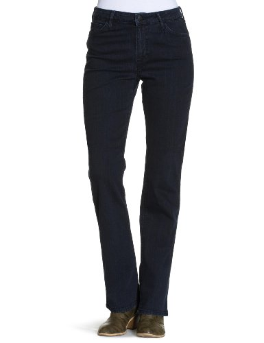 Wrangler Tina Boot Cut Women's Jeans Black Coral W32in x L32in